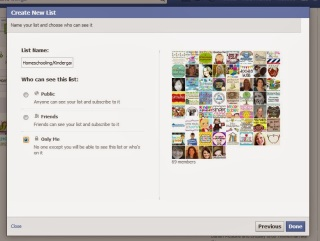 Creating an Interest List on Facebook | Tech Tips from Lone Star Signers