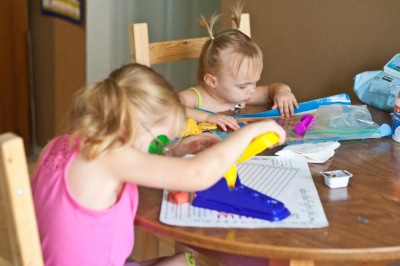 Our Afternoon Homeschool Routine | Lone Star Signers