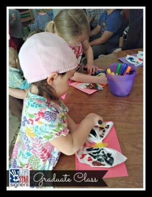 What We Offer: Graduate Classes | Baby Sign Language Classes, San Antonio, Texas
