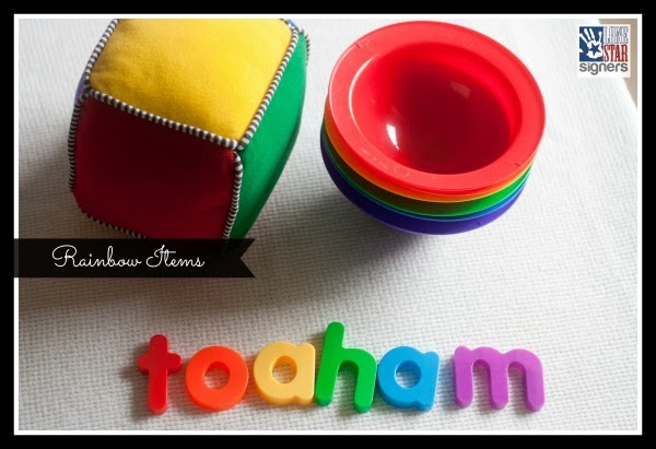 Tot School Must-Haves | Baby Sign Language Classes