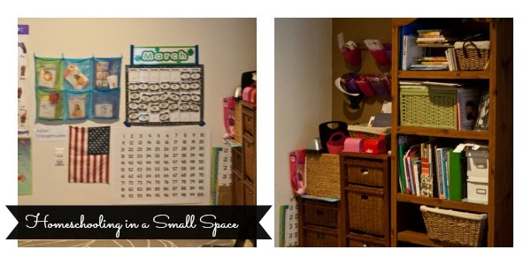 Homeschooling in a Small Space | Lone Star Signers, San Antonio