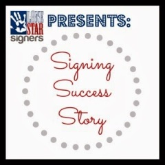 Signing Success Story #9 | San Antonio * Baby Signing