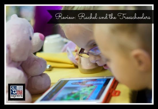 Review: Rachel and the Treeschoolers | Lone Star Signers