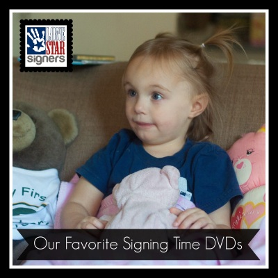 Our Favorite Signing Time DVDs | Lone Star Signers * San Antonio, Texas
