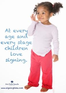 Signing Success Story #6 | San Antonio * Baby Signing