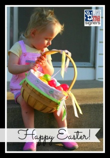 Round-Up: Easter in American Sign Language | San Antonio Baby Sign Language