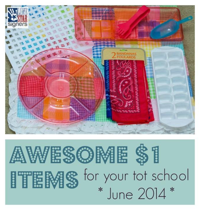 $1 Summer Items
