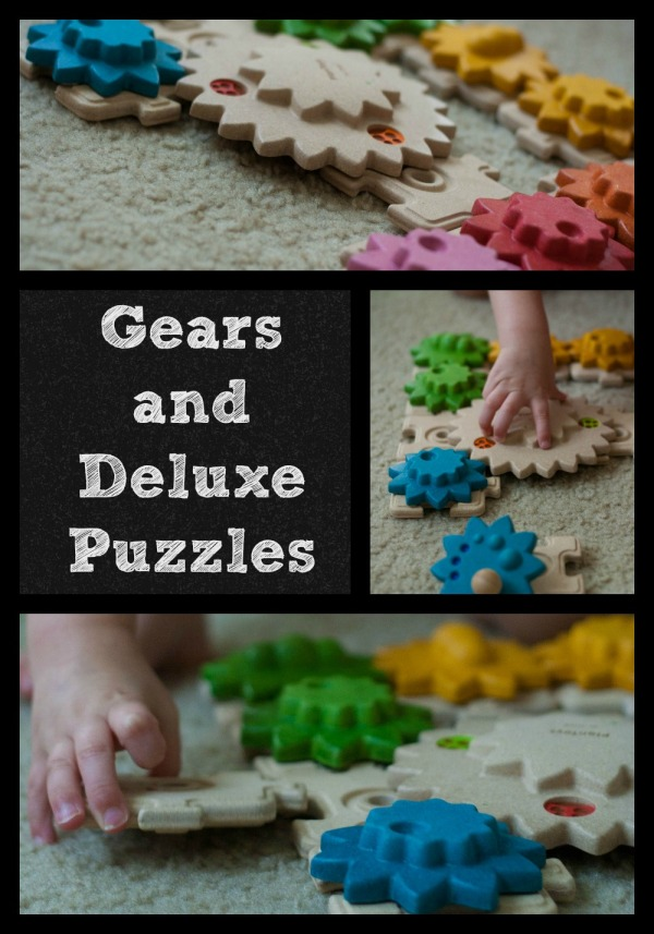 Plan Toys: Gears and Deluxe Puzzles from Sparkbox Toys | Lone Star Signers