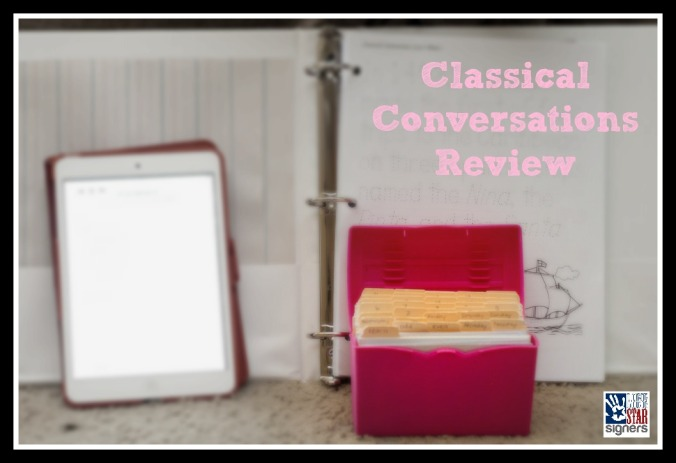 Classical-Conversations-Review
