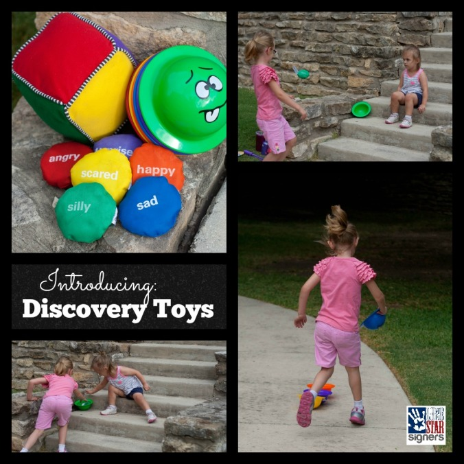 Introducing: Discovery Toys! Now available locally from Lone Star Signers * San Antonio, TX