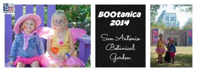 Bootanica 2014 | Lone Star Signers at the San Antonio Botanical Garden