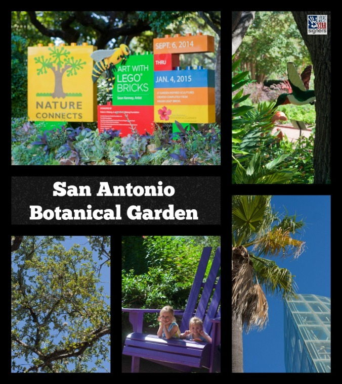 San Antonio Botanical Garden #natureconnects