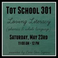 Tot School 301-May