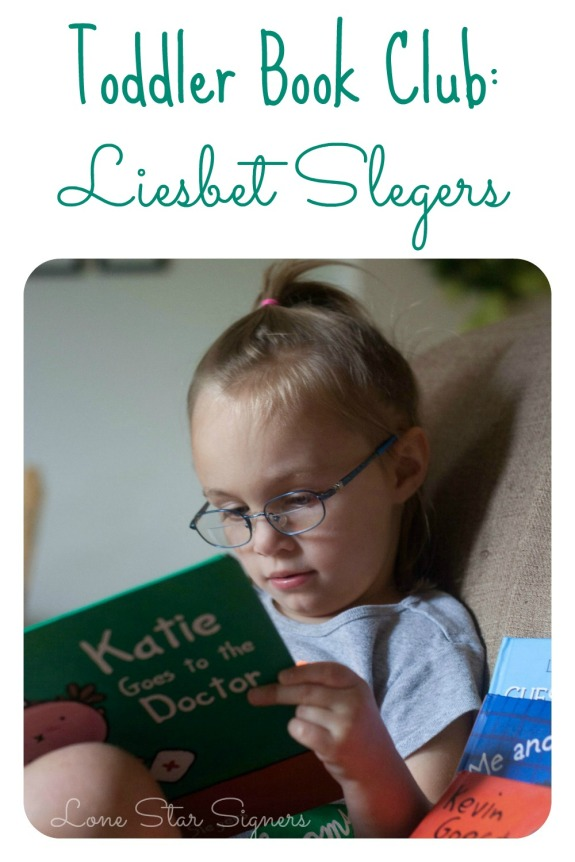 Favorite Books for Toddlers: Liesbet Slegers