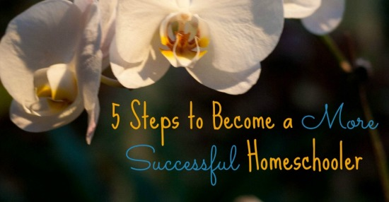 5 Steps to Become a More Successful Homeschooler from Lone Star Signers