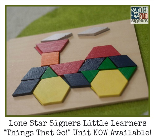 LSS Little Learners-Things That Go (500)